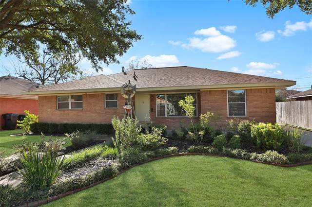 2035 Brimberry Street, Houston, TX 77018 (MLS #82294621) :: Texas Home Shop Realty