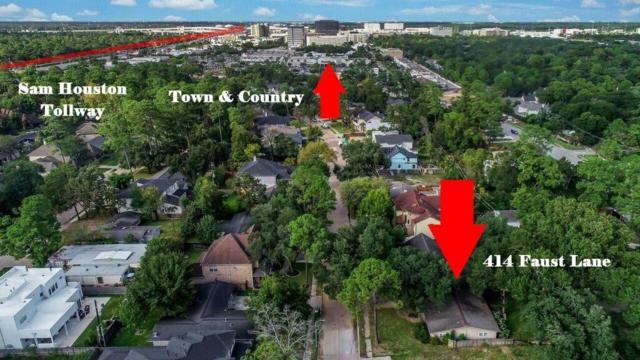 414 Faust Lane, Houston, TX 77024 (MLS #82296999) :: Green Residential