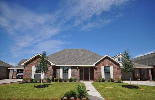 6530 Grapevine Bend Circle, Manvel, TX 77578 (MLS #82304699) :: The Queen Team