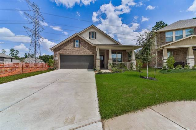 4551 Overlook Bend Drive, Spring, TX 77386 (MLS #8230786) :: Connect Realty