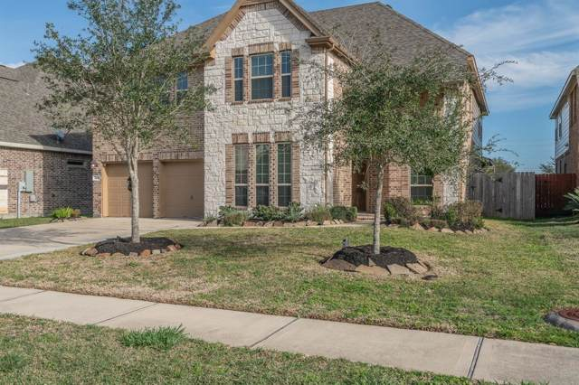 344 Woodway Drive, League City, TX 77573 (MLS #8231468) :: The SOLD by George Team