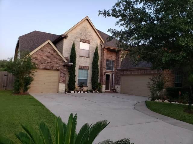 7610 Bright Lake Bend Lane, Richmond, TX 77407 (MLS #82315882) :: Ellison Real Estate Team
