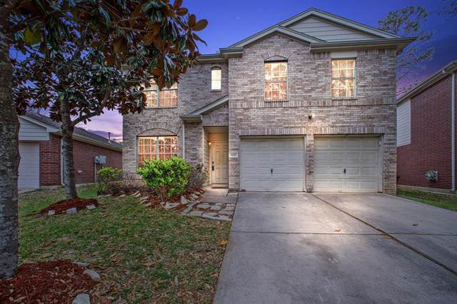 631 Cypresswood Trace, Spring, TX 77373 (#8232257) :: ORO Realty