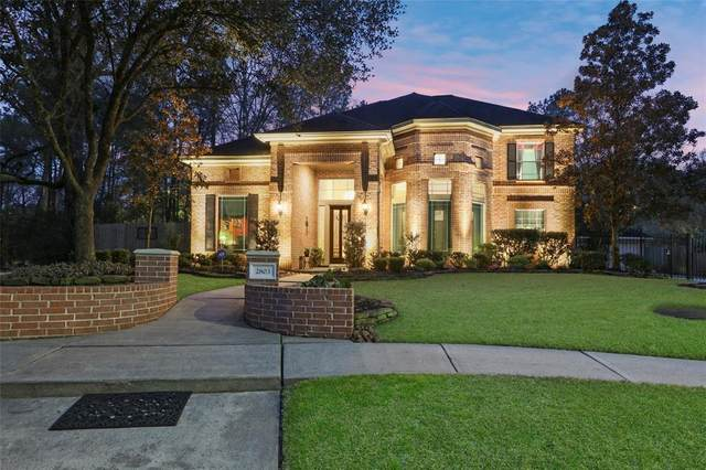 2803 Whispering Fern Court, Kingwood, TX 77345 (MLS #82323772) :: Homemax Properties