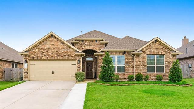 1415 Holly Chase Drive, Conroe, TX 77384 (MLS #8232837) :: The Freund Group