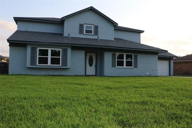1025 George Street, Clute, TX 77531 (MLS #82332453) :: My BCS Home Real Estate Group