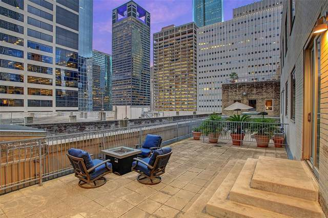 914 Main Street #1212, Houston, TX 77002 (MLS #82343080) :: The SOLD by George Team