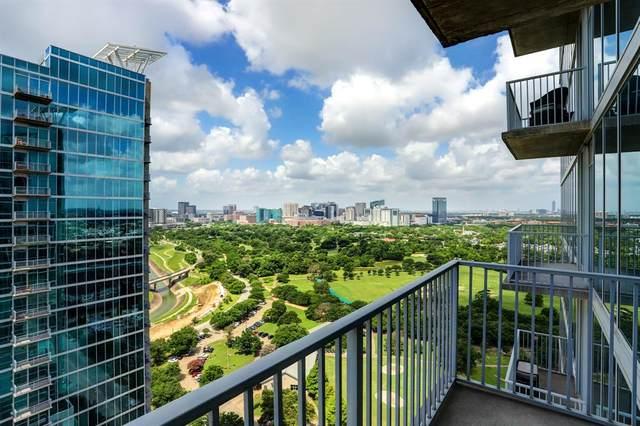 5925 Almeda Road #12414, Houston, TX 77004 (MLS #82345059) :: All Cities USA Realty
