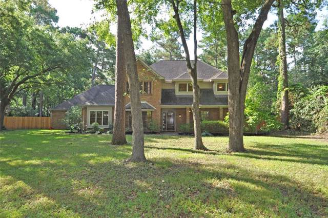 2710 Woods Estates Drive, Kingwood, TX 77339 (MLS #82347342) :: The Sansone Group