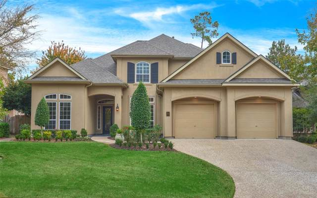 31 Amulet Oaks Place, The Woodlands, TX 77382 (MLS #82354109) :: Texas Home Shop Realty