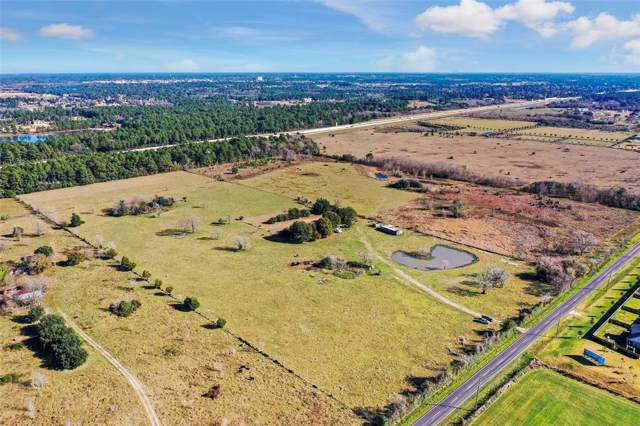 15802 Boudreaux Rd Road, Tomball, TX 77429 (MLS #82356502) :: Texas Home Shop Realty
