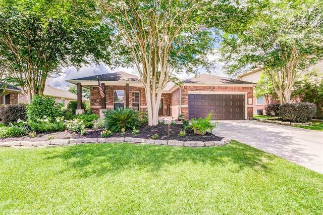 21385 Timber Lodge Lane, Porter, TX 77365 (MLS #82357690) :: Caskey Realty