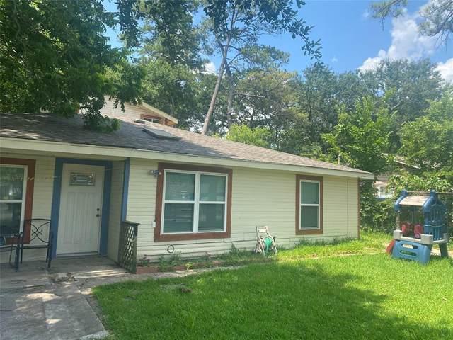 7113 Weyburn Street, Houston, TX 77028 (MLS #82359195) :: The Freund Group