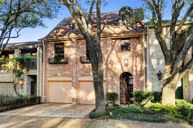 10 S Briar Hollow Lane #75, Houston, TX 77027 (MLS #82368337) :: Christy Buck Team