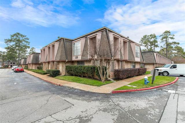 12633 Memorial Drive #148, Houston, TX 77024 (MLS #82368523) :: Christy Buck Team
