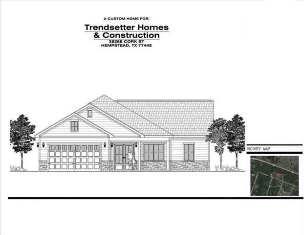 38268 Cork, Hempstead, TX 77445 (MLS #82376840) :: The Home Branch
