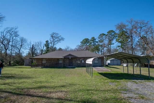 53 Parker Creek Road, Huntsville, TX 77320 (MLS #82390105) :: CORE Realty