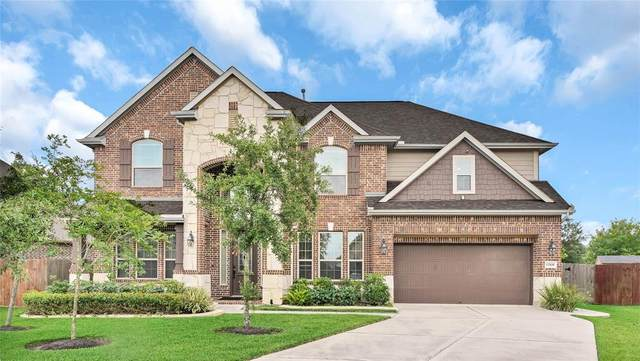 13306 Kemper Rock Court, Rosharon, TX 77583 (MLS #8239116) :: The Parodi Team at Realty Associates