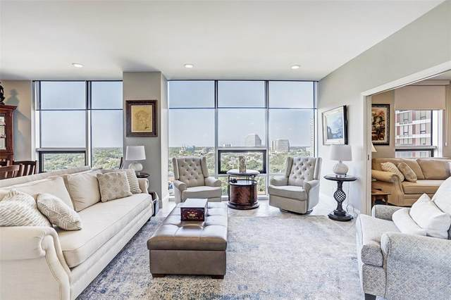 5110 San Felipe #143, Houston, TX 77056 (MLS #82393912) :: Giorgi Real Estate Group