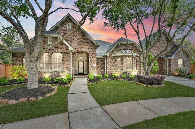 8635 Amy Brook Court, Humble, TX 77396 (MLS #82402349) :: The Queen Team