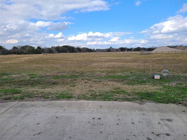 Lot 24 Cattle Drive, Bay City, TX 77414 (MLS #82407745) :: The Freund Group