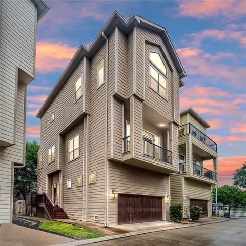 2061 W 14th 1/2 Street, Houston, TX 77008 (MLS #82414171) :: The Property Guys