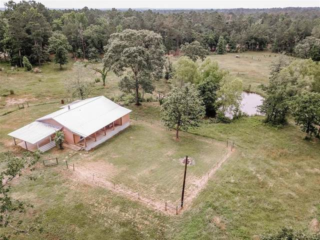 191 Panther Creek Lane, Trinity, TX 75862 (MLS #82415608) :: Connect Realty