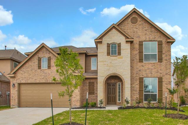 16706 East Whimbrel Circle, Conroe, TX 77385 (MLS #82426434) :: Texas Home Shop Realty