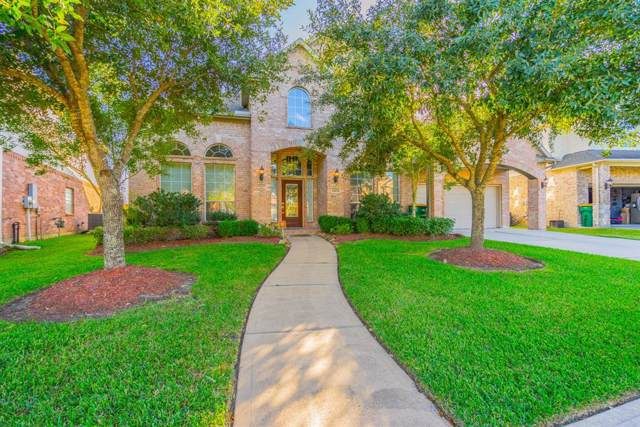 13210 Laguna Shores Drive, Pearland, TX 77584 (MLS #82432124) :: Texas Home Shop Realty