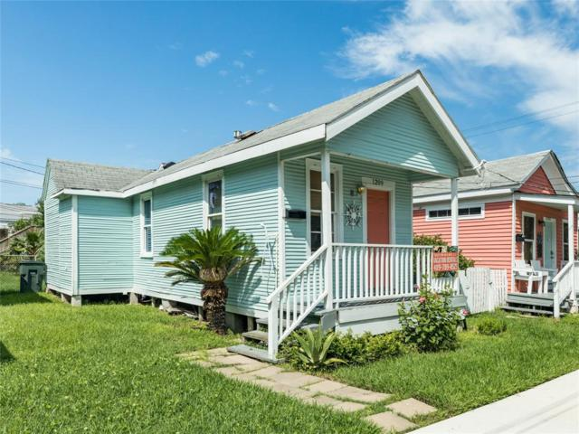 1209 17th Street, Galveston, TX 77550 (MLS #82434781) :: Giorgi Real Estate Group