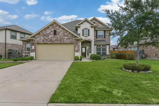 20726 Kingsford Trail Lane, Richmond, TX 77407 (MLS #82441241) :: Bay Area Elite Properties