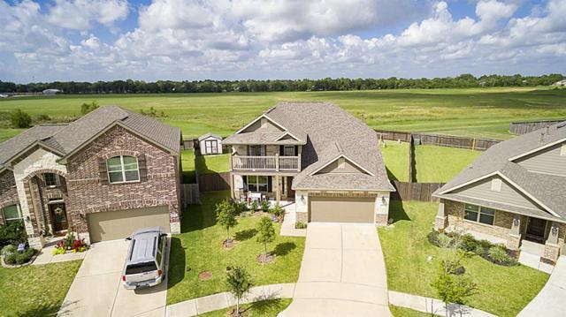 6802 Persea Ridge Lane, League City, TX 77539 (MLS #82442988) :: Texas Home Shop Realty