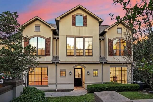 2217 Nantucket Drive A, Houston, TX 77057 (MLS #82461846) :: Caskey Realty