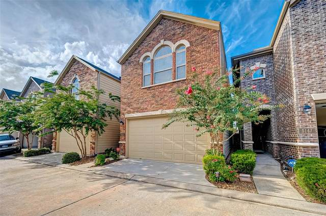 5143 Oasis Park, Houston, TX 77021 (MLS #82468468) :: The SOLD by George Team
