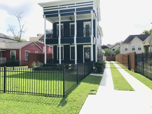 1200 W 24th Street, Houston, TX 77008 (MLS #82471160) :: The Home Branch