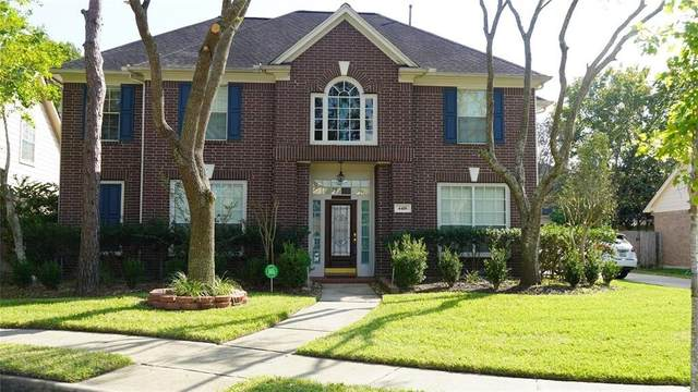 4418 Pine Blossom Trail, Houston, TX 77059 (MLS #82482815) :: Keller Williams Realty