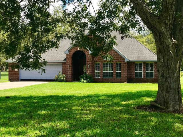 1020 Shady Creek Drive, Wharton, TX 77488 (MLS #82485758) :: Phyllis Foster Real Estate