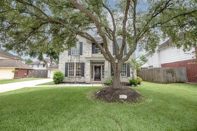 1809 Oakland Circle, Pearland, TX 77581 (MLS #82502269) :: The Freund Group