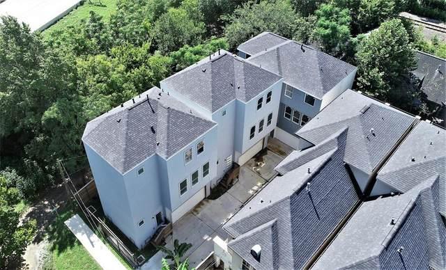 1101 Summer Street C, Houston, TX 77007 (MLS #82505250) :: Texas Home Shop Realty