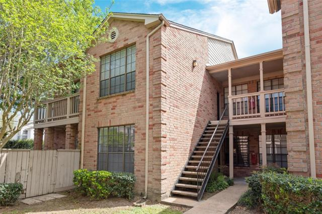 2255 Braeswood Park Drive #145, Houston, TX 77030 (MLS #82515642) :: Texas Home Shop Realty