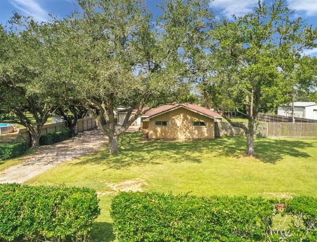 116 Mustang Drive, Alvin, TX 77511 (MLS #82519452) :: The Freund Group