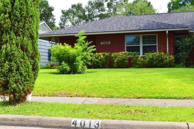 4013 Omeara Drive, Houston, TX 77025 (MLS #82522989) :: Ellison Real Estate Team
