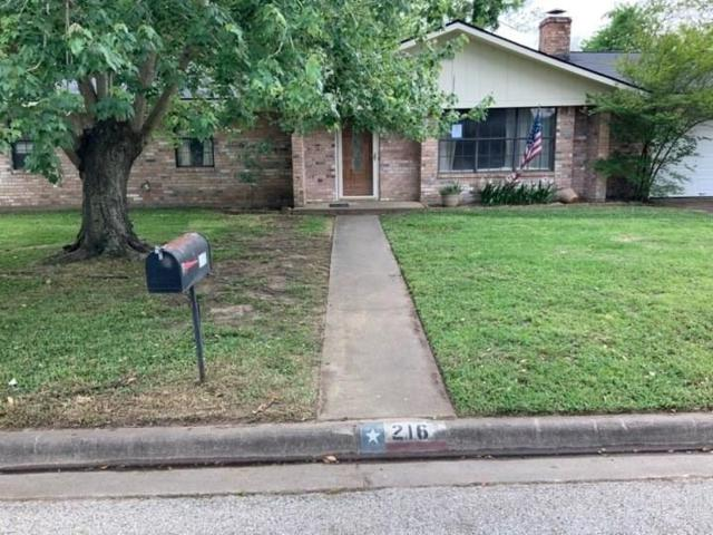 216 Meadow Lane, Sealy, TX 77474 (MLS #82523240) :: The Home Branch