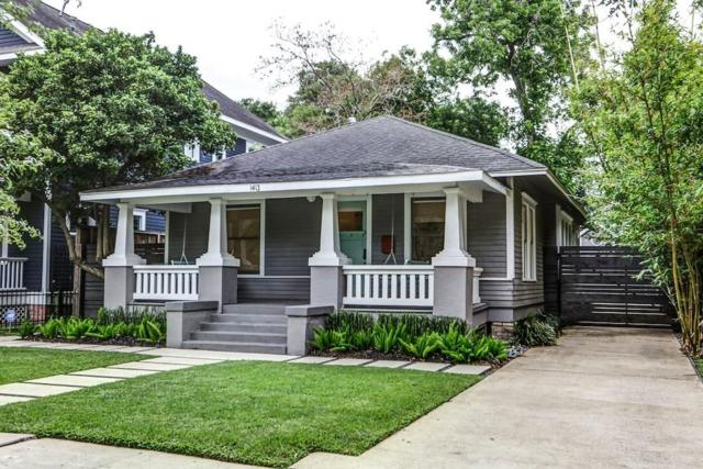 1413 Columbia Street, Houston, TX 77008 (MLS #82527067) :: Keller Williams Realty