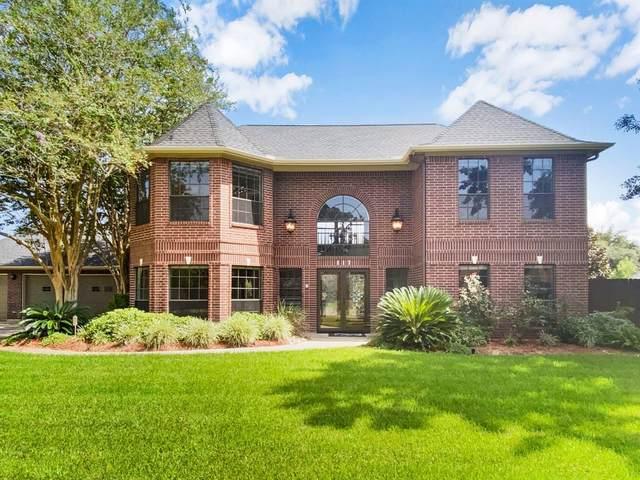 117 Waterlily Street, Lake Jackson, TX 77566 (MLS #82543202) :: The Property Guys