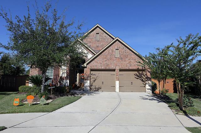 17642 Quiet Shores Drive, Richmond, TX 77407 (MLS #8254576) :: Team Sansone