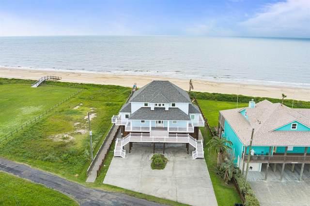 3232 Gulf Castle Drive, Crystal Beach, TX 77650 (MLS #82551398) :: Caskey Realty