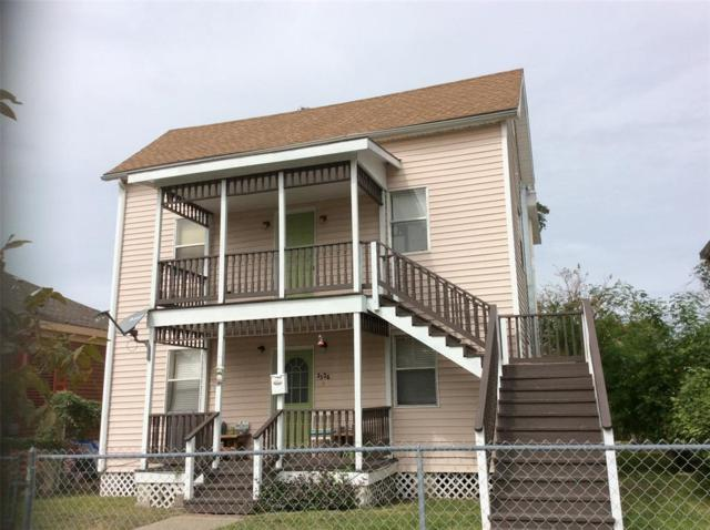 3526 Ave N 1/2, Galveston, TX 77550 (MLS #82568598) :: The SOLD by George Team