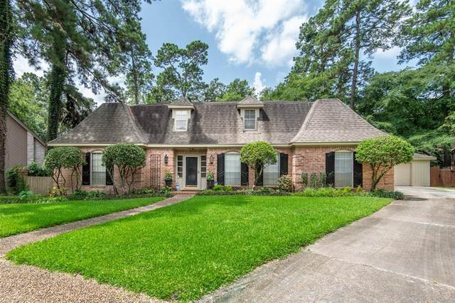 1707 Hidden Villas Drive, Houston, TX 77339 (#8257257) :: ORO Realty