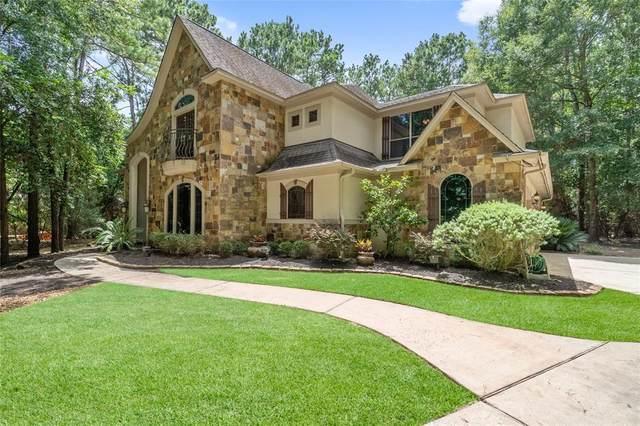 6131 Canyon Creek Lane, Conroe, TX 77304 (MLS #82572600) :: The Home Branch